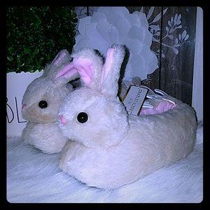 Charles albert bunny rabbit slippers